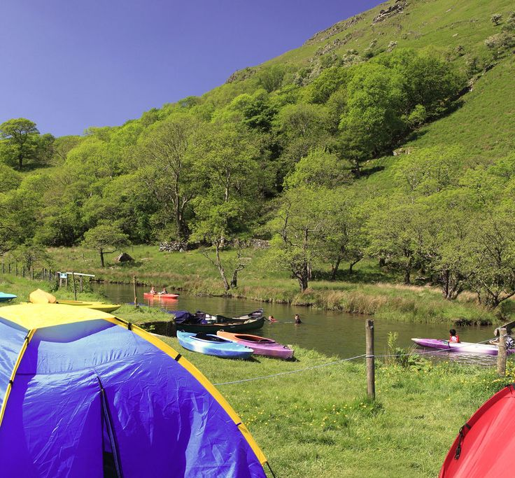 Dog Friendly Campsites Snowdonia Wales