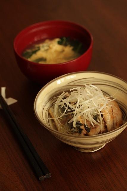 いわし丼 sardine rice bowl