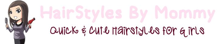 Will try this on my little girl's curly hair.  Neat Mom's blog with lots of hair style ideas.