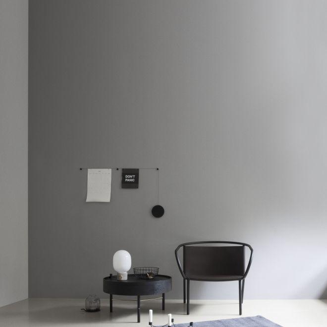 JWDA beton glas bordlampe fra menu køb online