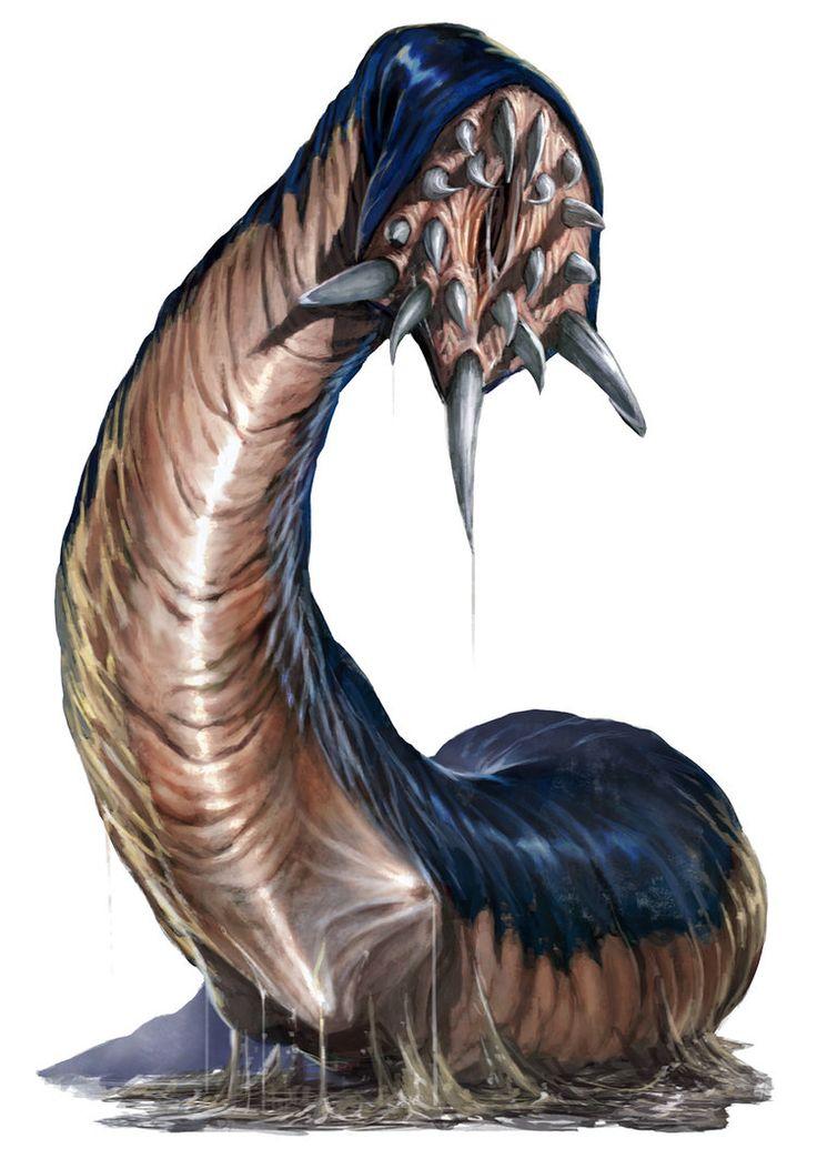 Lindworm Dragon: Aberrations