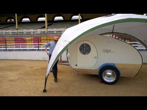 905706e5ec763942e2d4ade6802903eb  Gidget Retro Teardrop Camper Teardrop  Trailer