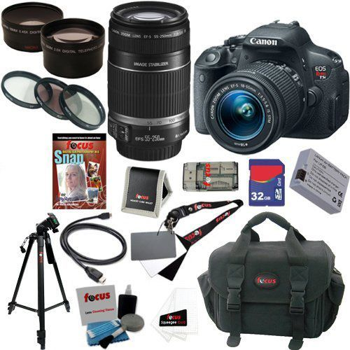 WIN a Canon or Nikon Digital Camera Bundle worth over $1200 | OPEN WORLDWIDE !!