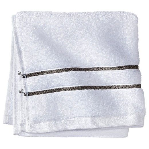 Fieldcrest Luxury Hand Towels: Spruce Up Your Bathroom With Luxury Stripe Accent Bath