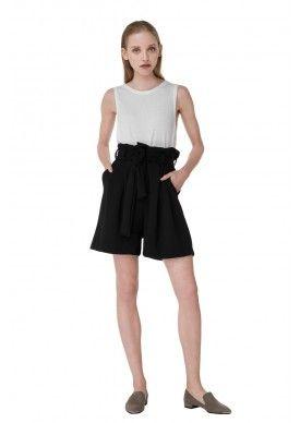 Sun Tank Top | Diamond Shorts