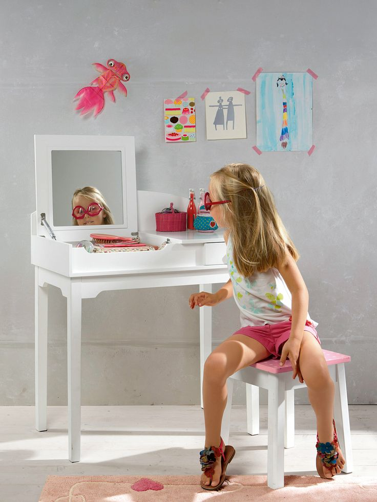 25 best ideas about coiffeuse fille on pinterest coiffeuse ikea coiffeuse - Tabouret coiffeuse ikea ...