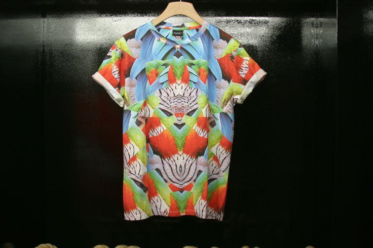 T-Shirt print spring 2014