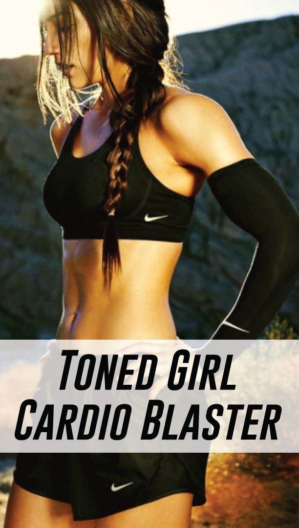 Toned Girl Cardio Blaster MASS Suit www.JukePerformance.com