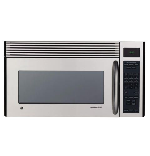 Existing Microwave: JVM1851SH | GE Spacemaker® XL1800 Microwave Oven with Recirculating Venting | GE Appliances