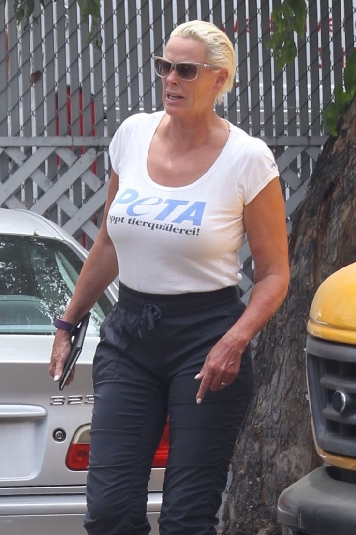 #Style Brigitte Nielsen Street Style - Studio City 07/24/2017 | Celebrity Uncensored! Read more: http://celxxx.com/2017/07/brigitte-nielsen-street-style-studio-city-07242017/