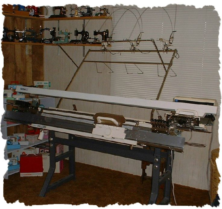 Knitting Machine Stand : Best knitting machines images on pinterest