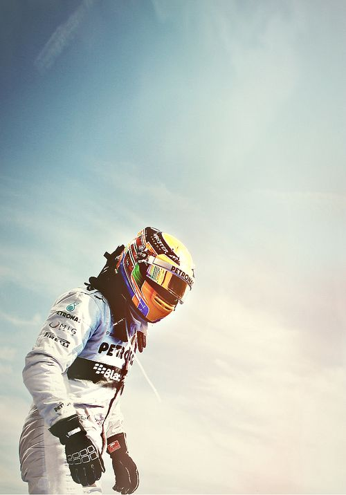 Lewis Hamilton. Formula 1. Mercedes-Benz