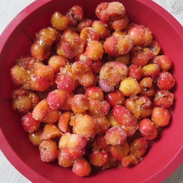 Cocotte forever: Clafoutis à la cerise : 175 calories
