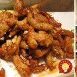 Bleskové kuracie Kung-Pao s fantasticky chrumkavým mäskom!