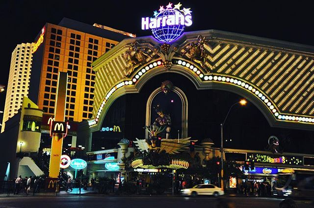No matter the question, #Vegas is the answer. #HarrahsVegas #LasVegas #Casino #Hotel #Travel #Vacation #GoodTimes