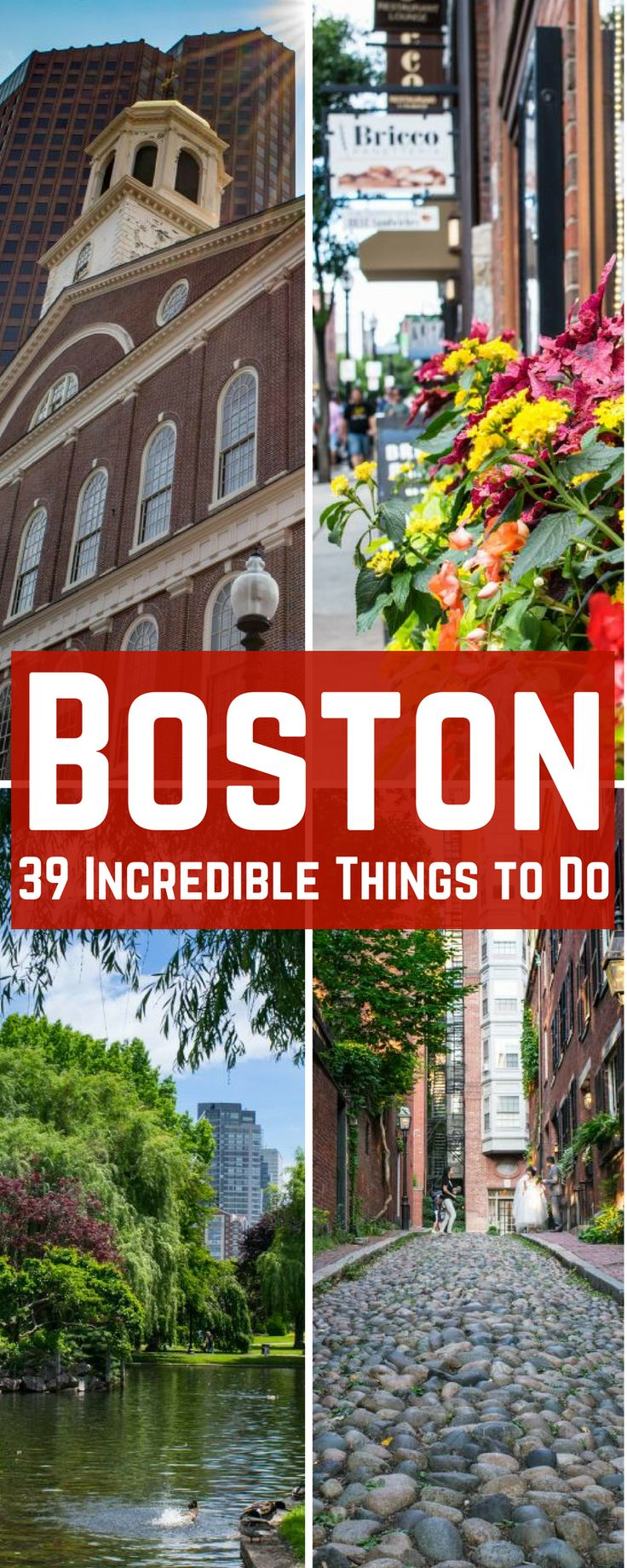There is no limit to the number of incredible things to do in Boston: check out this list of 39 of the best things to do in Boston, complied from 3 months of living in Boston & exploring the ultimate American city.