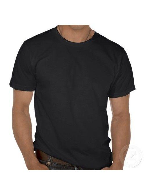 Organic  Round T shirt - Black Buy here: http://www.vegalyfe.com/organic-round-t-shirt-black.html