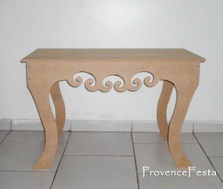 Mesa aparador Provençal (crua)
