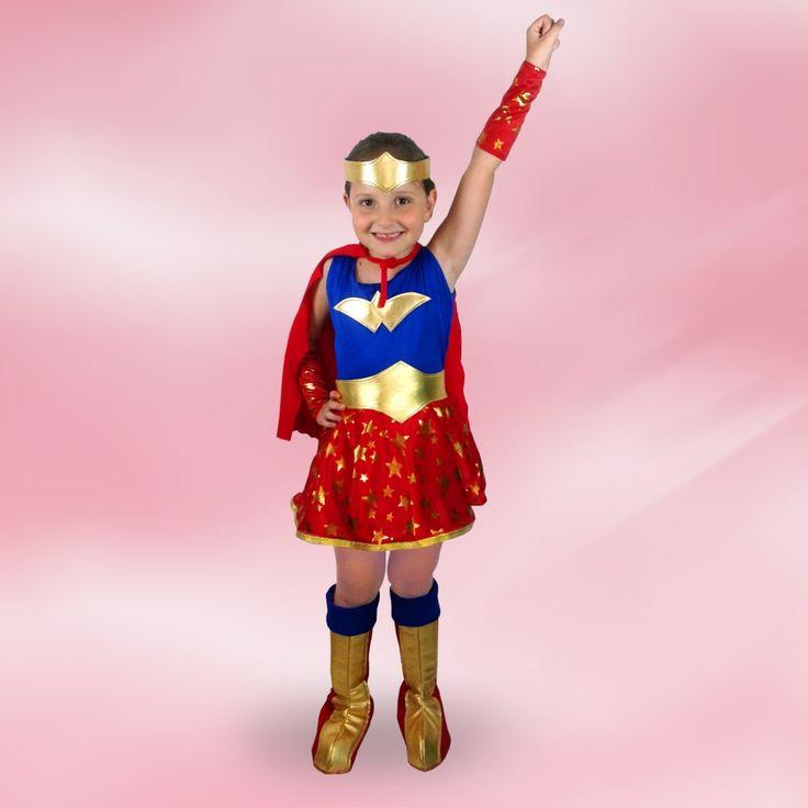 Mujer Maravilla | Superhéroes | Disfracitos | Tienda de disfraces en Costa Rica