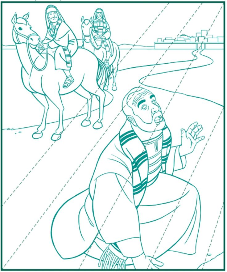25 best images about saul road to damascus on pinterest for Paul on damascus road coloring page