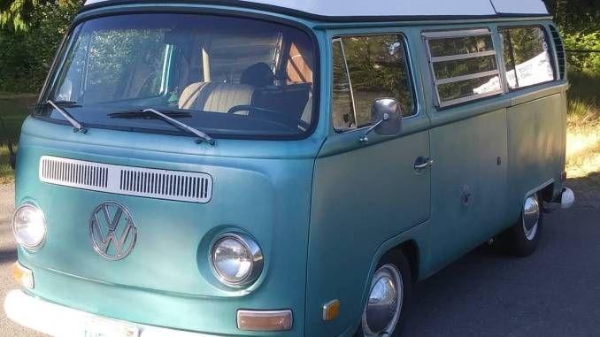 1970 Westfalia In Seattle Wa Vw Bus Camper Bus Camper Vw Bus