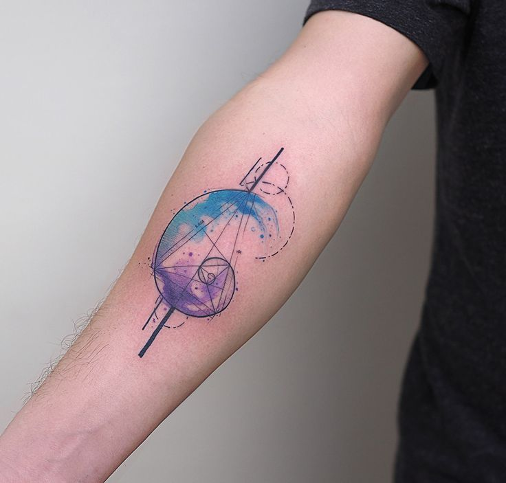 Golden Ratio In Nature Tattoo | www.imgkid.com - The Image ...