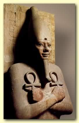 The Ankh was, for the ancient Egyptians, the symbol (the actual Hieroglyphic sign) of life