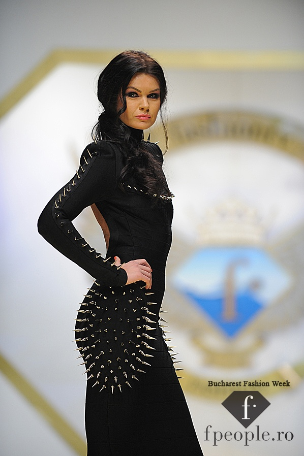 Wanda\'s Dream - Bucharest Fashion Week - Decembrie 2011