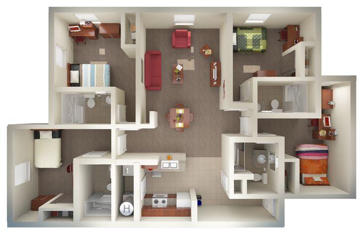 Stanford University Dorms Pesquisa Google Architecture
