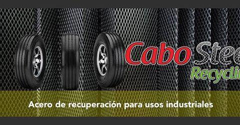 Conoce más de Cabo Steel Recycling, empresa comercializadora de Acero Armónico de recuperación para usos industriales.  https://www.facebook.com/CaboSteelRecycling/