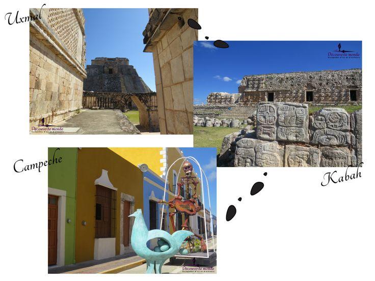 itineraire yucatan sud