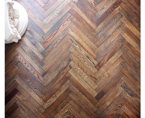 Provincial European design - go back to a time when artisans of wood created floors that lasted centuries, and aged with dignity and grace.