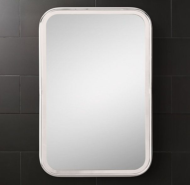 Astoria Flat Mirror