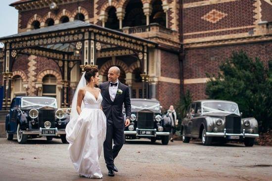 Rippon Lea House & Gardens, Elsternwick | Kristina & Vincent | Classic Rippon Lea Wedding | OnThree Photography & Cinematic |