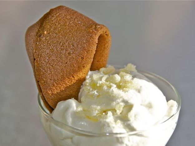 Joanne Chang's Lemon-Ginger Mousse Coupe Recipe