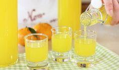 MANDARINETTO | liquore al mandarino | Fatto in casa da Benedetta
