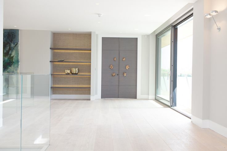 Stephenson Wright Project | Interior Architecture | Bronze leaves | Interior Design | Joinery