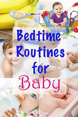 New parents, pin this! A guide to establishing consistent baby bedtime routines as part of sleep training