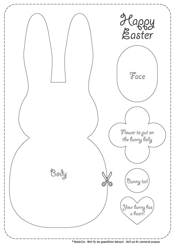 easter bunny hat template - 17 best images about party ideas on pinterest teddy