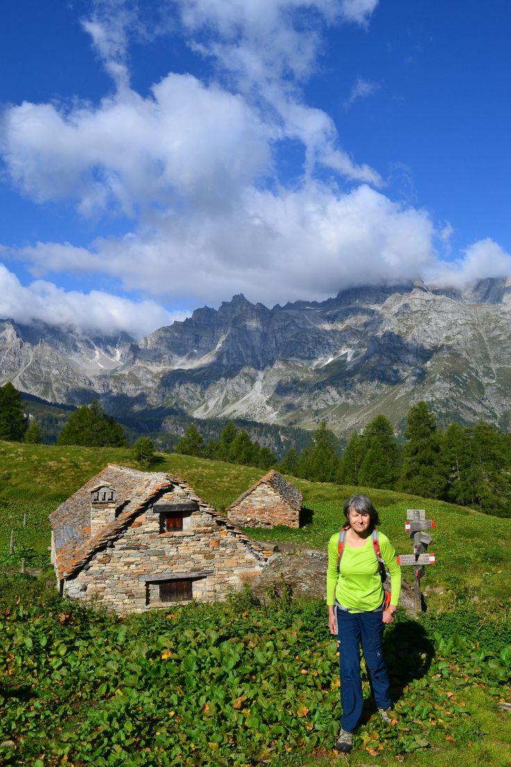 Devero, Alpe Fontane