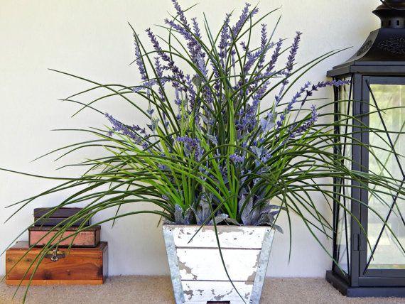 Best farmhouse artificial flowers ideas on pinterest