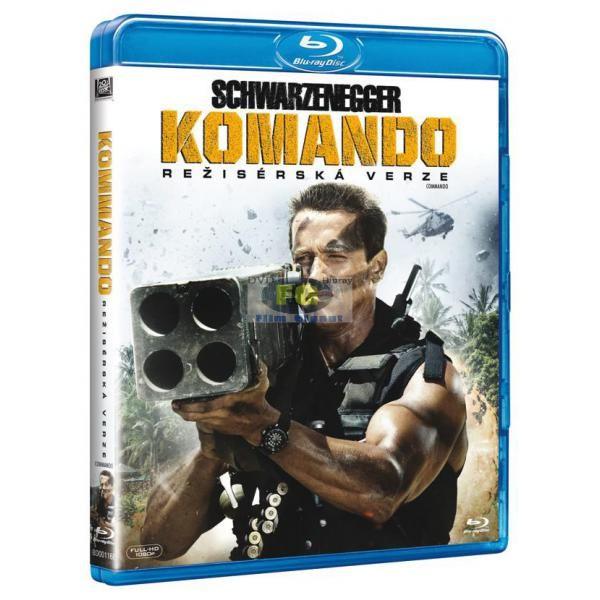 Obsah filmu:Úplně poprvé na Blu-ray™ máte možnost prožít každý záběr z Komanda tak, jak ho jeho tvůrce opravdu zamýšlel! Při příležitosti 30. výročí vzniku filmu přichází tato speciální edice s režisérskou verzí snímku, řadou výjimečných bonusů a s tak častým výskytem Arnolda, jak si jen můžete přát. Velitel elitní bojové jednotky ve výslužbě, plukovník John Matrix (Arnold Schwarzenegger), žije poklidným životem společně se svou dcerkou (Alyssa Milano). Když ji unese bezcitný bývalý člen…