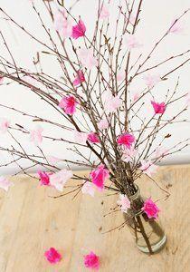 Mit dieser Idee zum Frühlingsdeko basteln verspr…