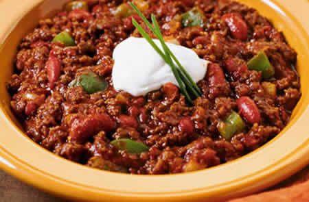 chili con carne cookeo, voila une recette très délicieuse pour votre plat principal en famille ou avec des amis.bon appetit à tous.