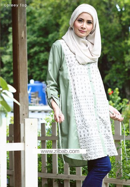 Lareey Top ~ Klik gambar untuk melihat detail dan harga produk Juniperlane di website zilbab.com. Hijab, Jilbab, Fashion Hijab, Juniperlane Hijab, Hijabi, Juniper Hijab, Juniper Lane.