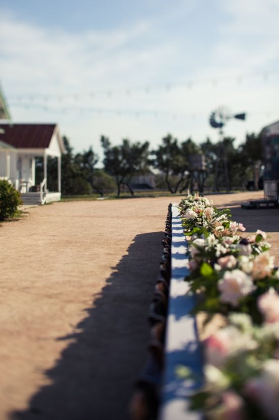 Southern Belle Wedding Traditions ✈ Outdoor Weddings