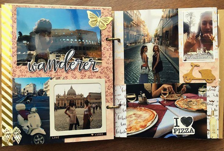 Taliansky album (Italian scrapbook)