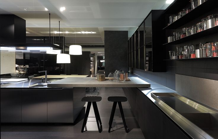Varenna poliform imm cologne 2015 kitchen inspiration for Poliform kitchen designs