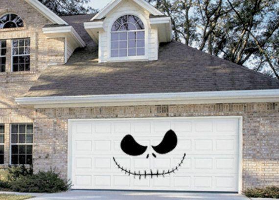 Best 25+ Halloween garage door ideas on Pinterest