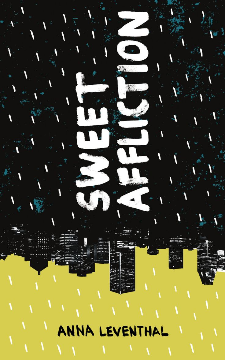 Sweet Affliction by Anna Leventhal, published by Invisible Publishing